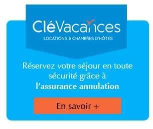 clevacances assurance annulation