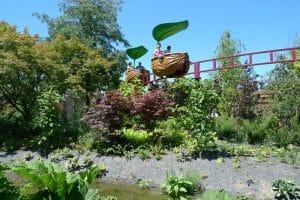 Terra Botanica à visiter pendant vos vacances dans notre gîte en Maine et Loire